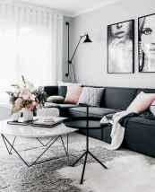 Gorgeous scandinavian living room design trends (21)