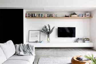 Gorgeous scandinavian living room design trends (37)