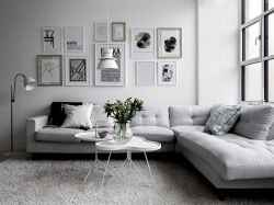Gorgeous scandinavian living room design trends (49)