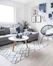 Gorgeous scandinavian living room design trends (51)