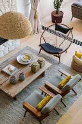 Gorgeous scandinavian living room design trends (52)