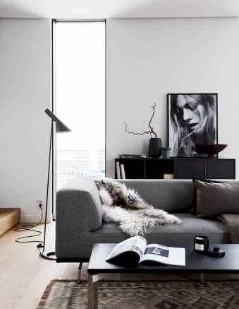 Gorgeous scandinavian living room design trends (59)