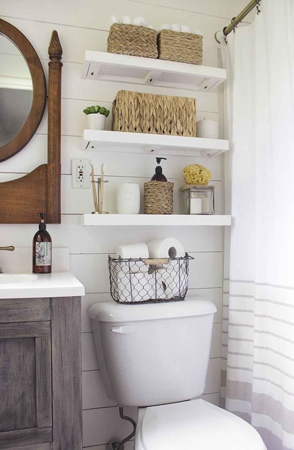 Inspiring apartment bathroom remodel ideas on a budget (13)