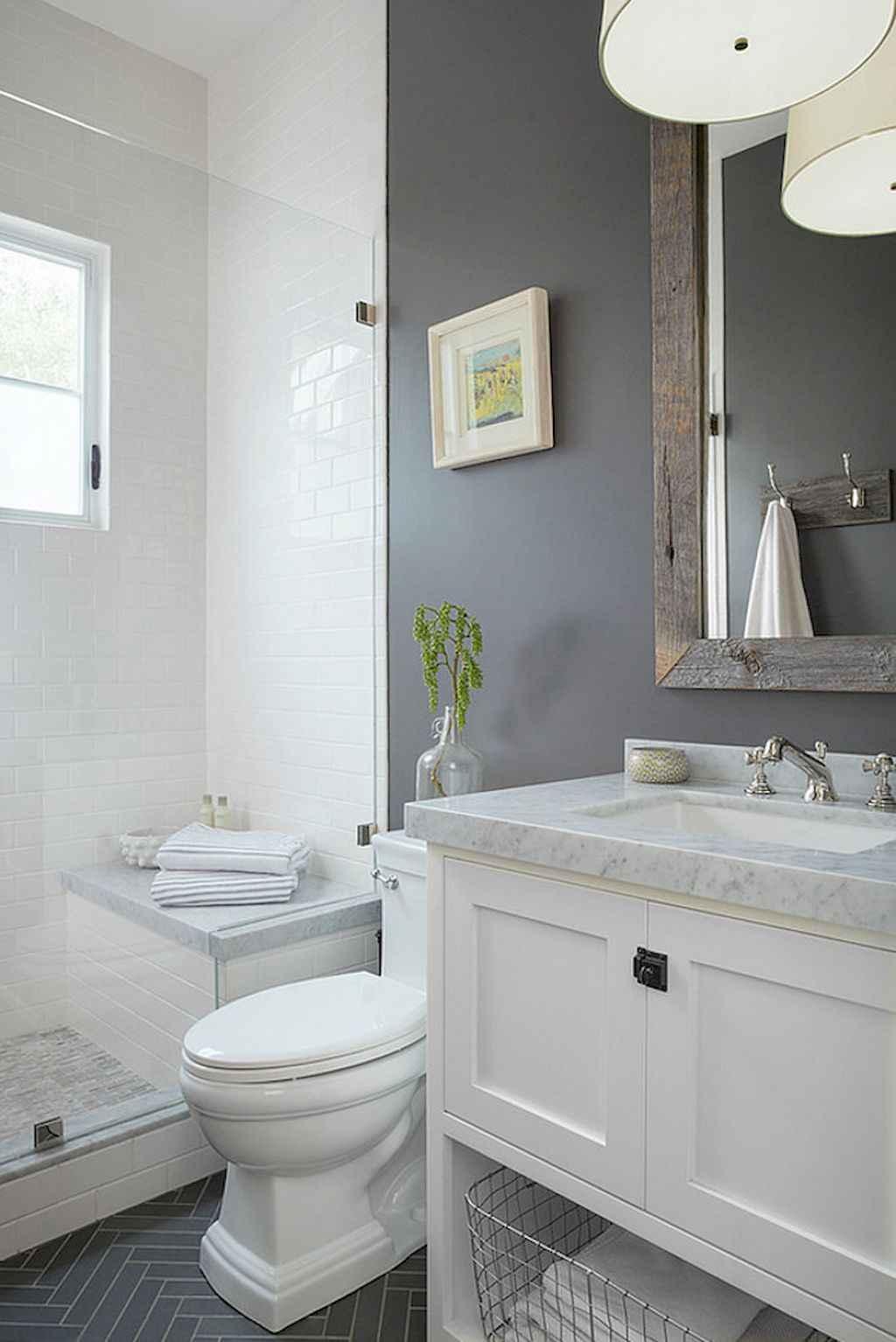Inspiring apartment bathroom remodel ideas on a budget (18)