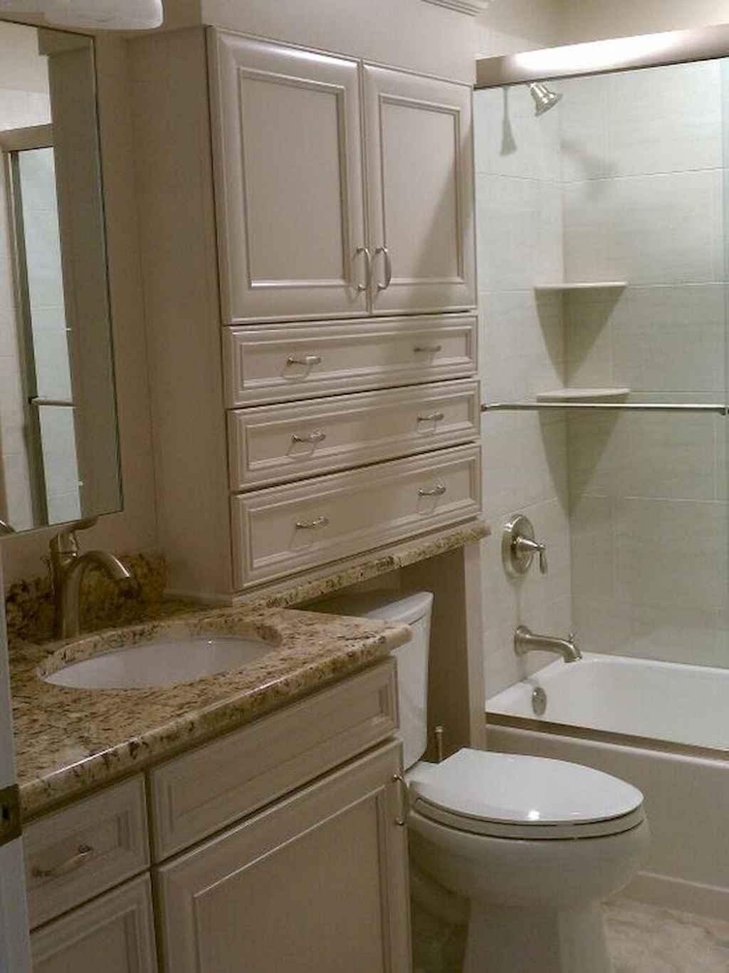 Inspiring apartment bathroom remodel ideas on a budget (31)