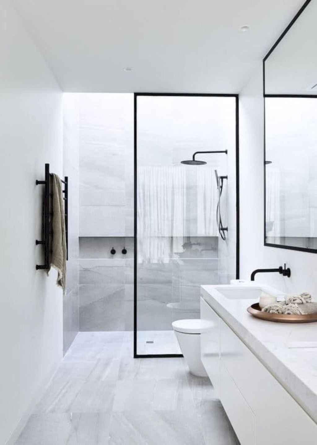 Inspiring apartment bathroom remodel ideas on a budget (34)