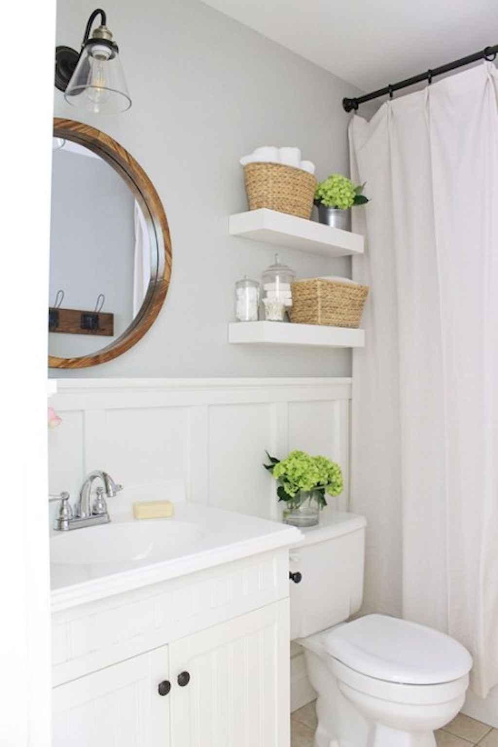Inspiring apartment bathroom remodel ideas on a budget (7)