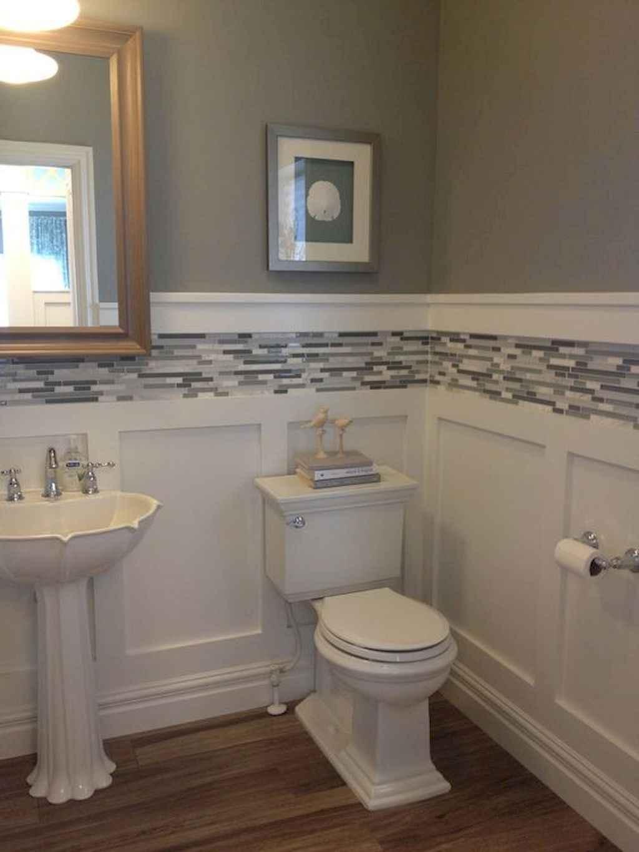 Inspiring apartment bathroom remodel ideas on a budget (9)