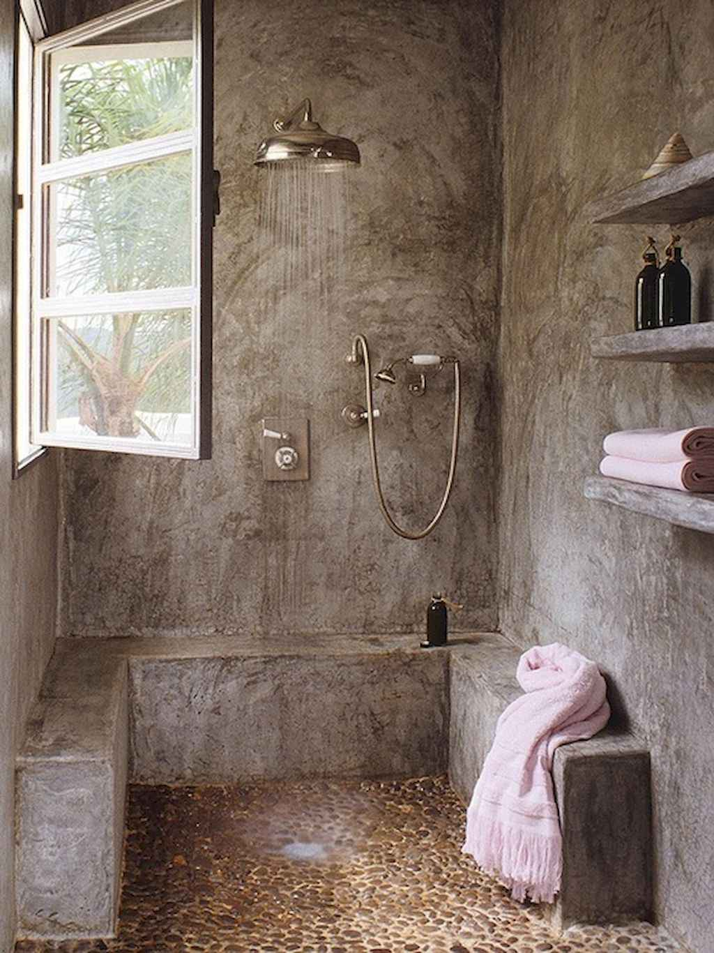 Inspiring rustic bathroom decor ideas (34)