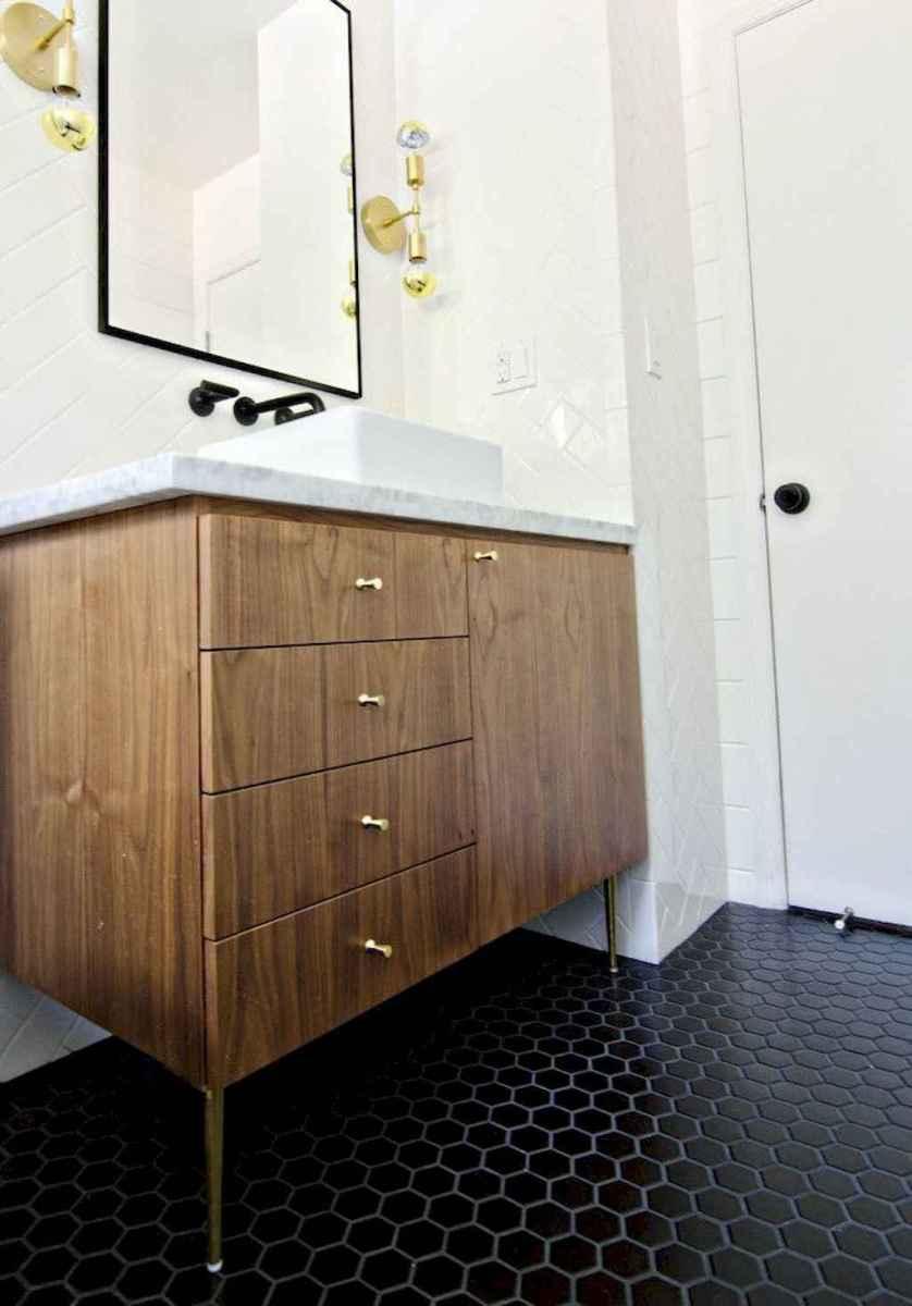 Mid century bathroom decoration ideas (11)