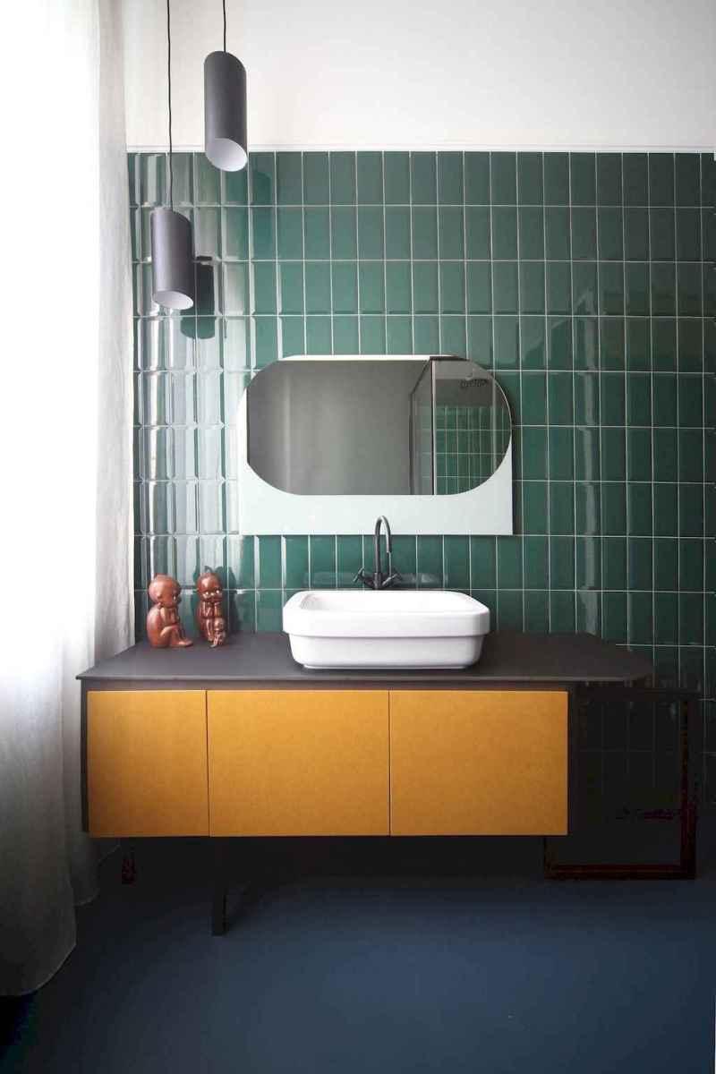 Mid century bathroom decoration ideas (5)