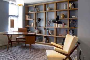 Mid century modern home decor & furniture ideas (49)
