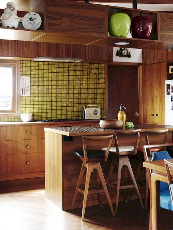 Mid century modern kitchen design ideas (28)