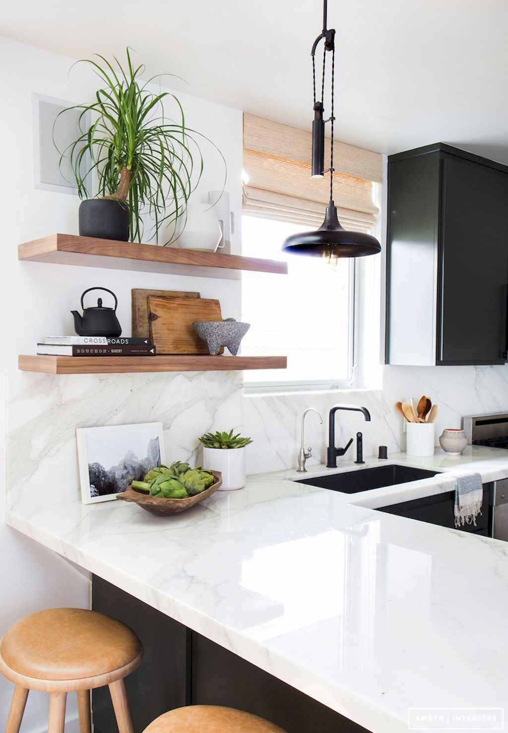 Mid century modern kitchen design ideas (35)