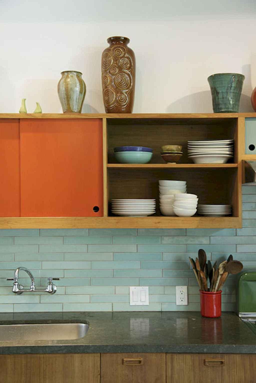 Mid century modern kitchen design ideas (8)