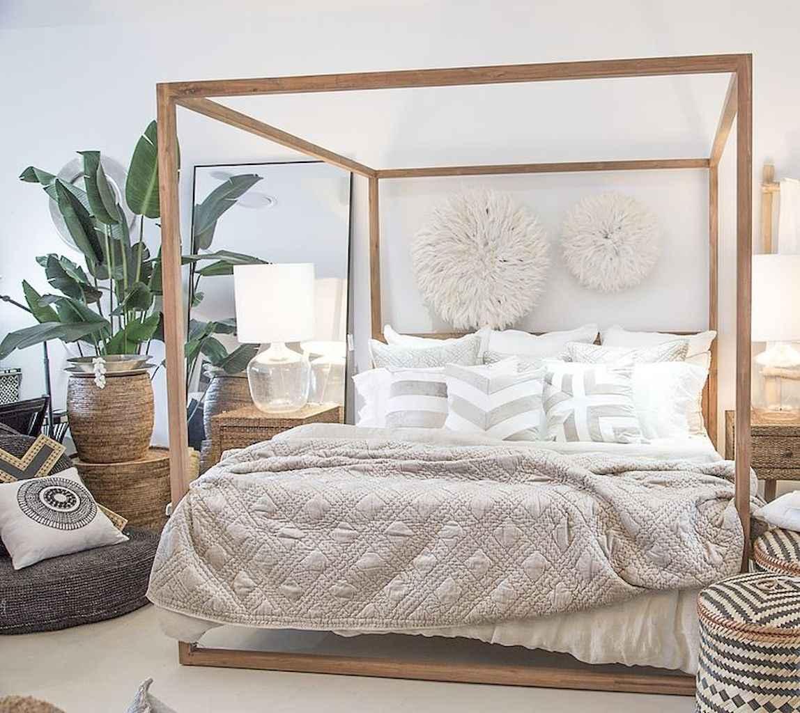 Perfect coastal beach bedroom decoration ideas (26)