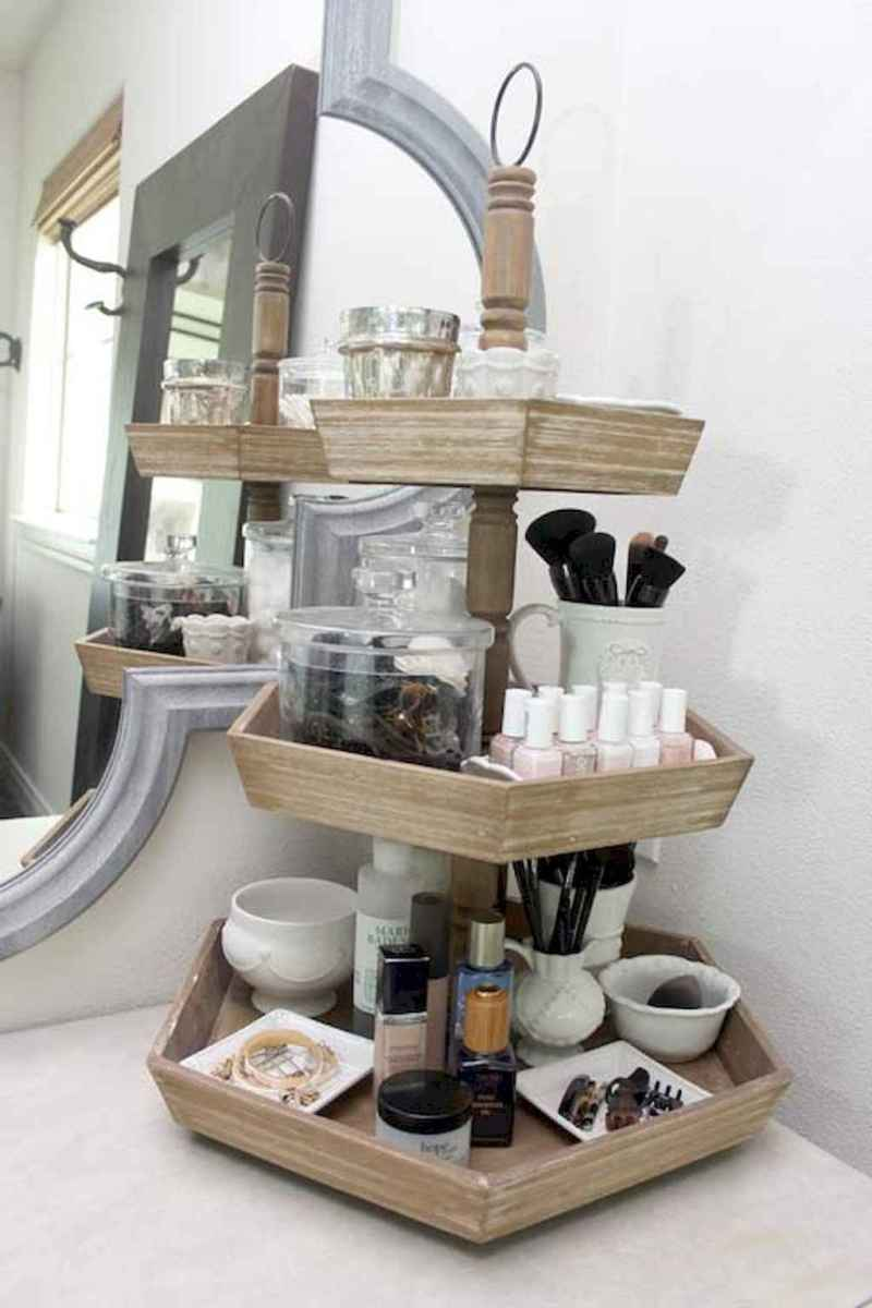 Quick and easy bathroom organization storage ideas (23)