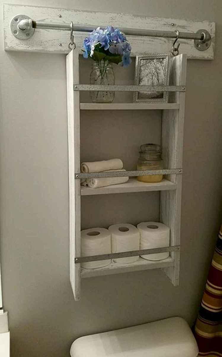 Quick and easy bathroom organization storage ideas (6)