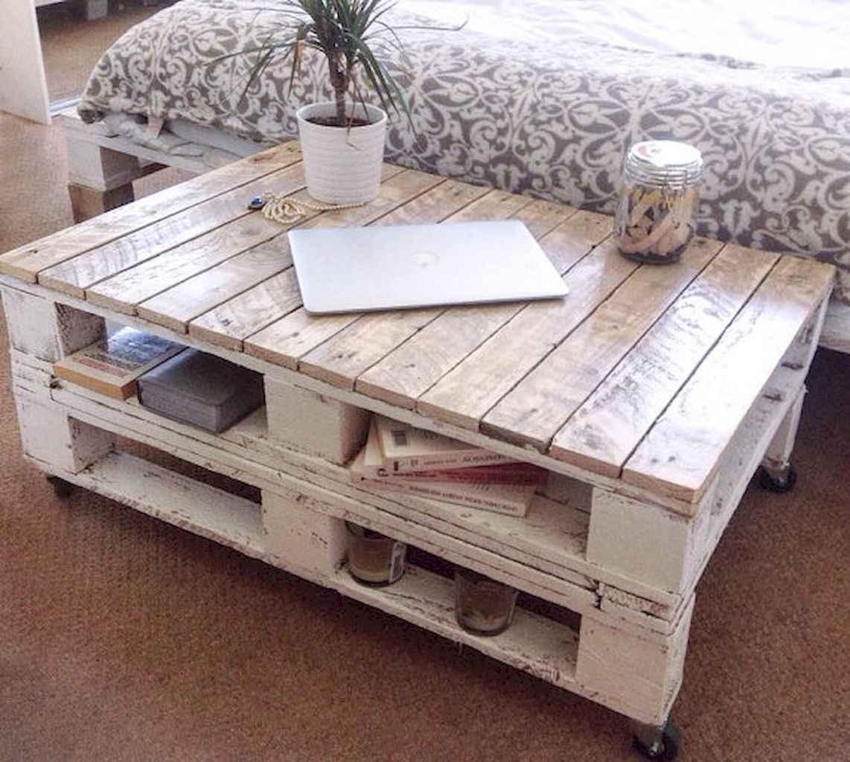 Romantic shabby chic living room decoration ideas (24)