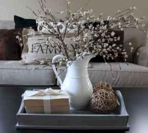 Romantic shabby chic living room decoration ideas (28)