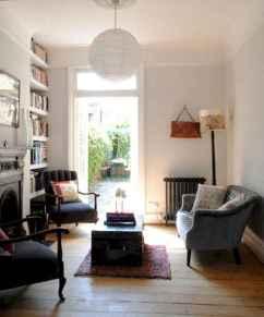 Simple clean vintage living room decorating ideas (11)