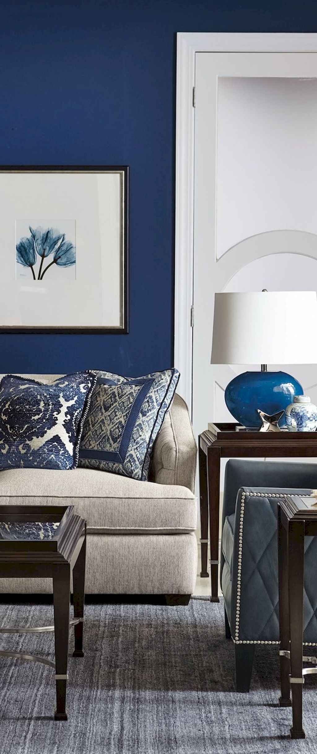 Simple clean vintage living room decorating ideas (21)