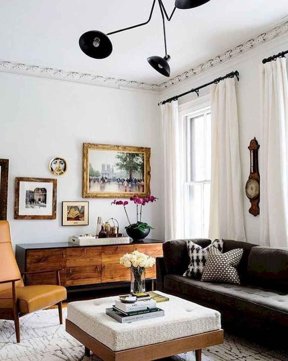 Simple clean vintage living room decorating ideas (24 ...