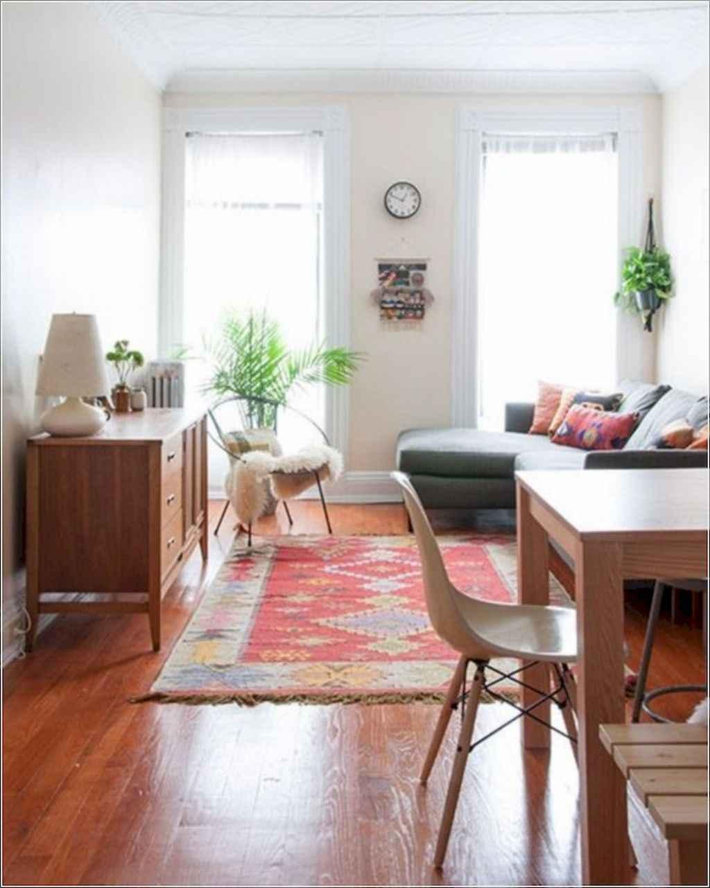 Simple clean vintage living room decorating ideas (32)