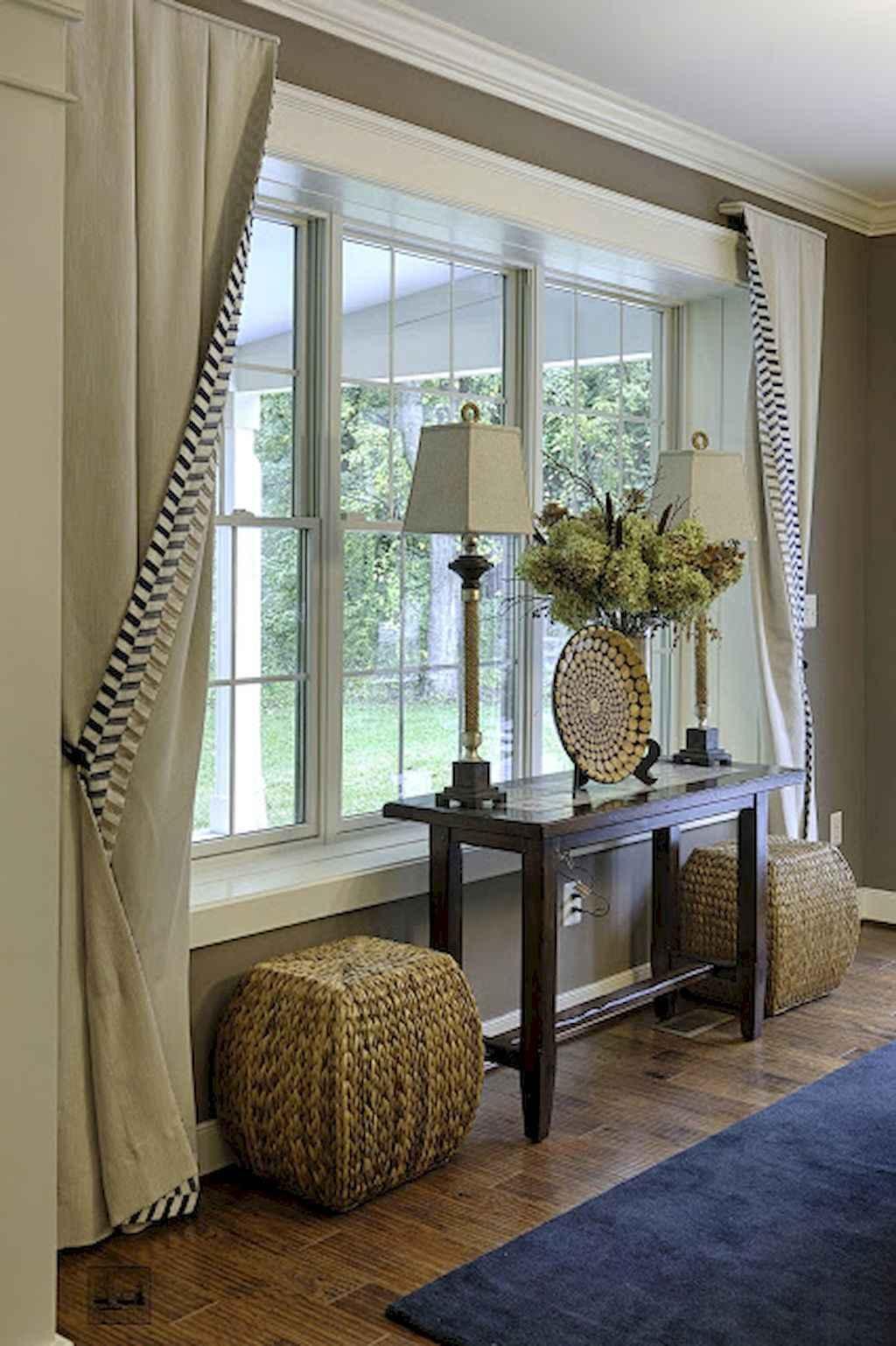 Simple clean vintage living room decorating ideas (44)