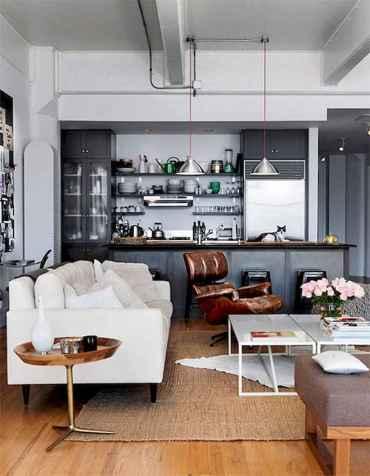 Simple clean vintage living room decorating ideas (47)