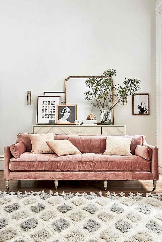 Simple clean vintage living room decorating ideas (7)