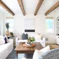 Wonderful coastal living room design & decor ideas (10)