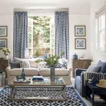 Wonderful coastal living room design & decor ideas (39)