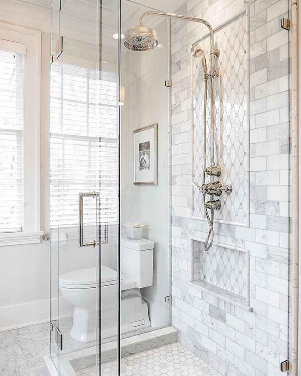 Beautiful bathroom tile remodel ideas (12)
