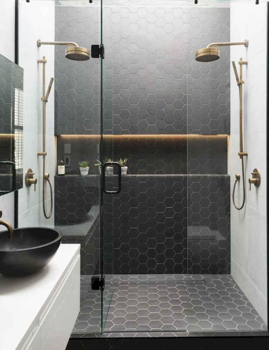 Beautiful bathroom tile remodel ideas (54)
