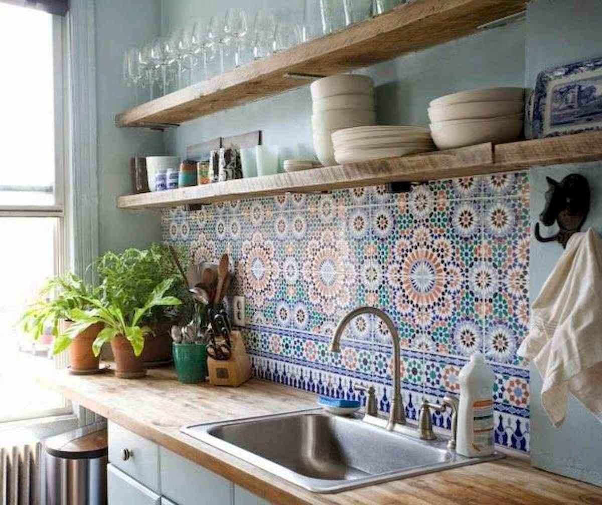 Beautiful kitchen remodel backsplash tile ideas (38)