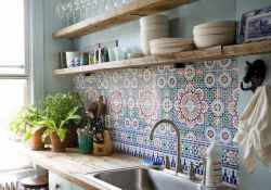 Beautiful kitchen remodel backsplash tile ideas (38)