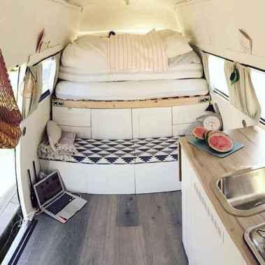 Best rv camper van interior decorating ideas (32)