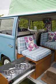 Best rv camper van interior decorating ideas (5)