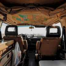 Best rv camper van interior decorating ideas (89)