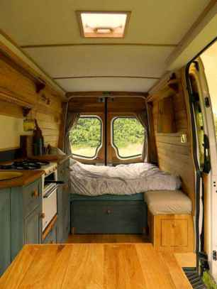 Best rv camper van interior decorating ideas (91)