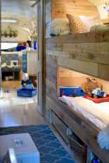 Best travel trailers remodel for rv living ideas (63)