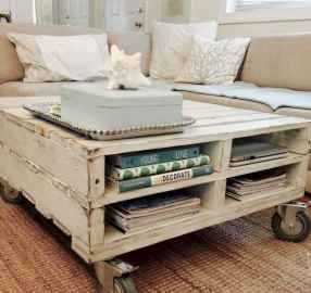 Creative diy pallet project furniture ideas (20)
