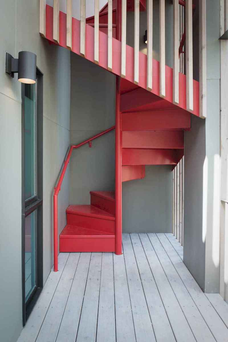 Creative loft stair with space saving ideas (12)