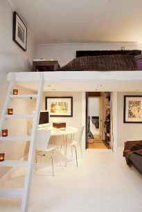 Creative loft stair with space saving ideas (19)