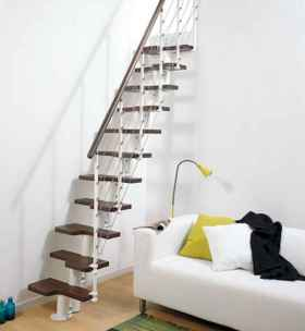 Creative loft stair with space saving ideas (26)