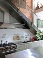 Creative loft stair with space saving ideas (50)