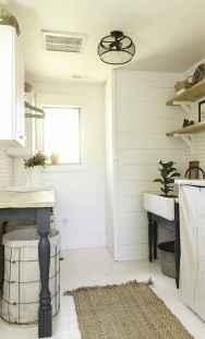 Farmhouse style laundry room makeover ideas (20)