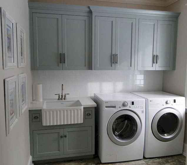 Functional laundry room organization ideas (90)