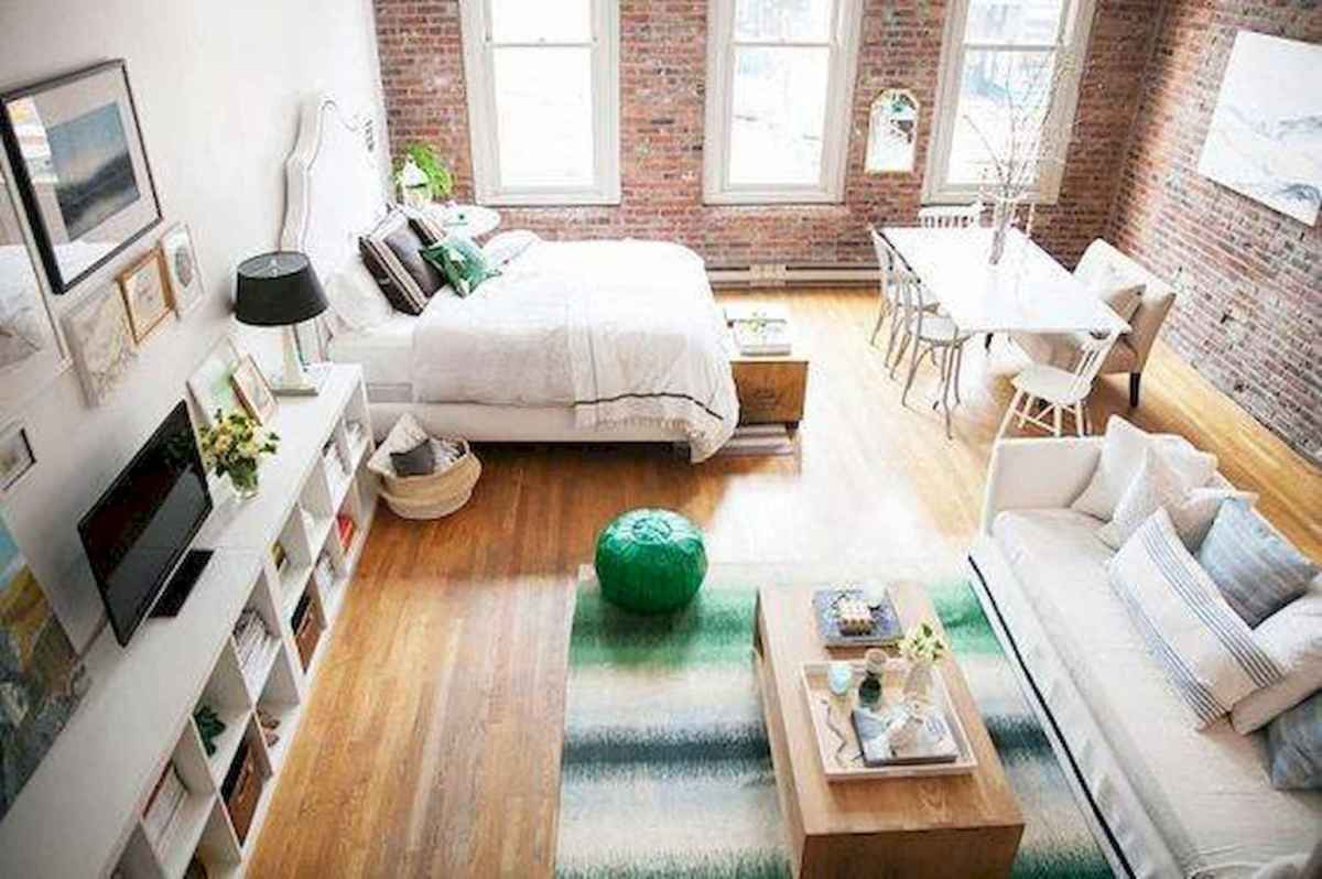Small apartment studio decorating ideas on a budget (12)